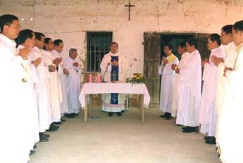 Nhà thờ Bản Quấn