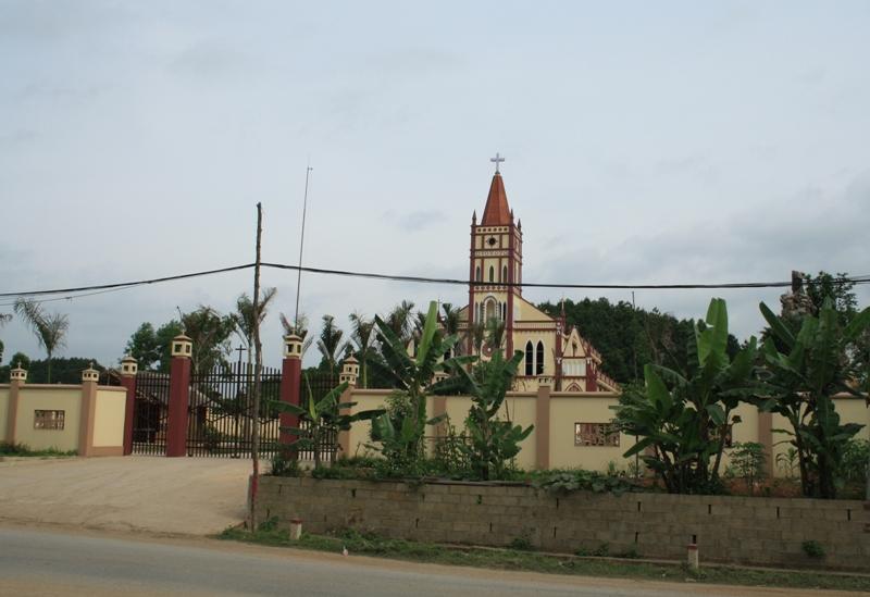 Nhà thờ Ðồng Ðăng