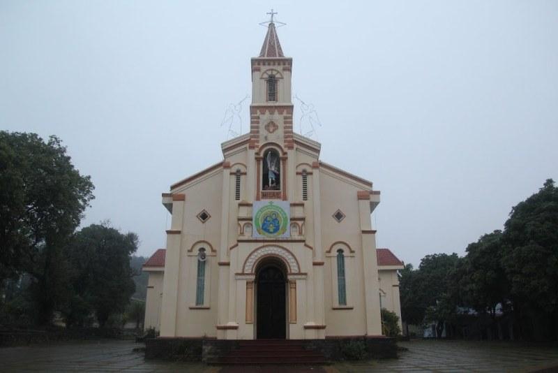 Nhà thờ Mỹ Sơn