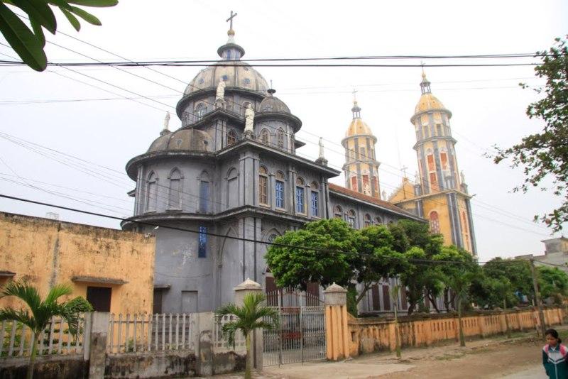 Nhà thờ Thượng Cầm