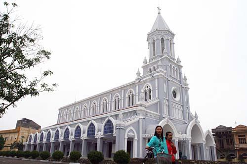 Nhà thờ Chính Toà