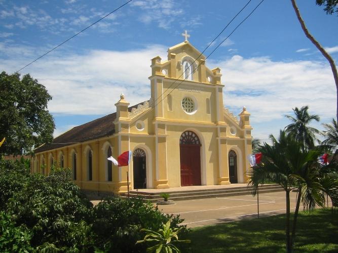 Nhà thờ Hà Nhuận