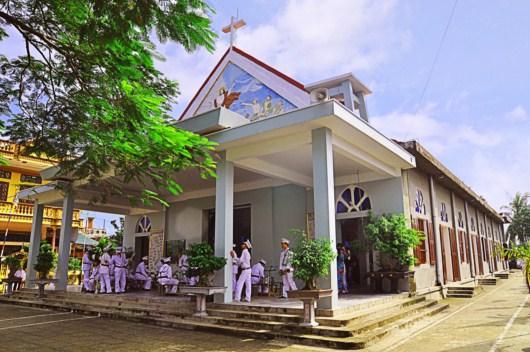 Nhà thờ Hải Lập