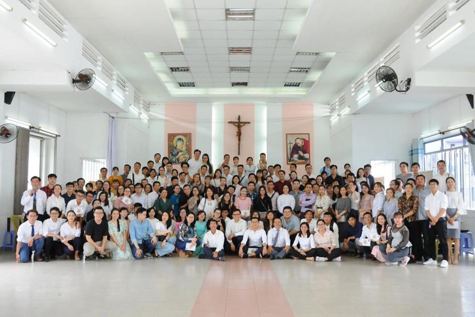 Thông báo khai giảng lớp giáo lý hôn nhân Ephata Khóa 105 Giáo Xứ Kỳ Đồng Quận 3 TPHCM (28.06.2020)