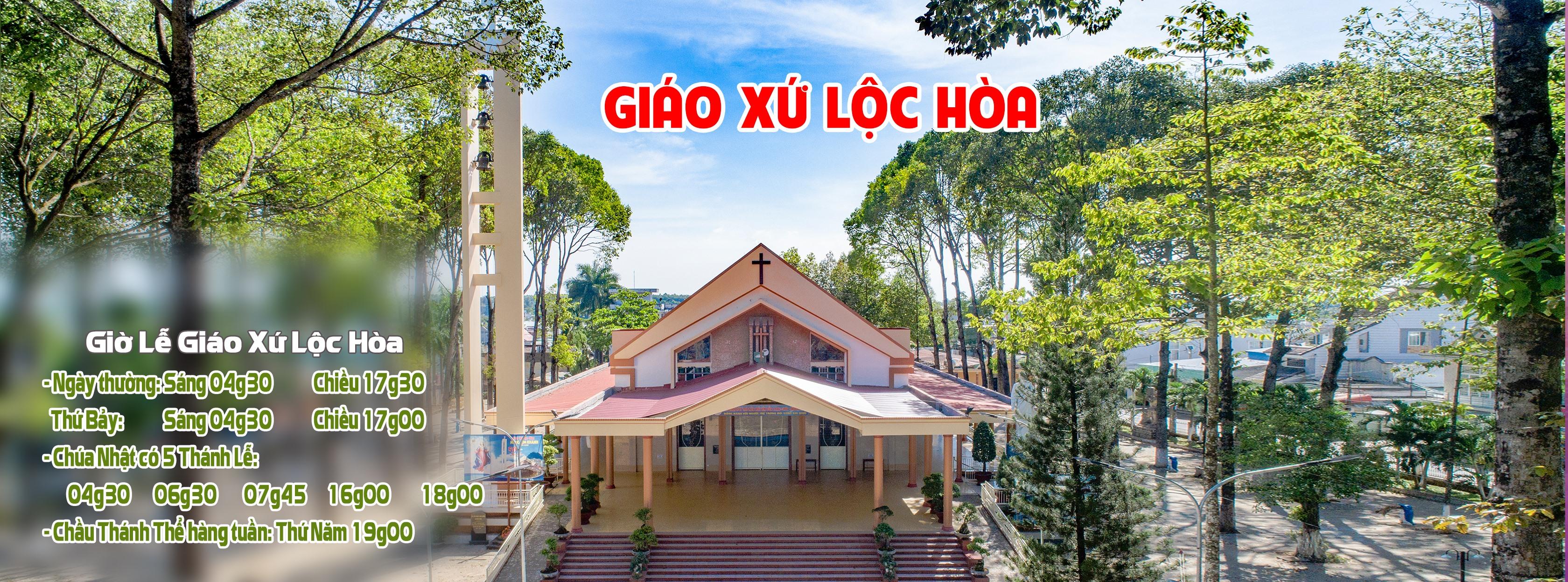 Nhà thờ Lộc Hòa