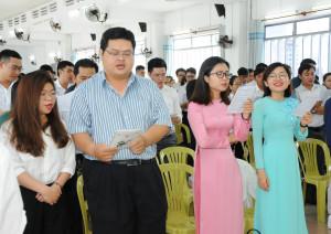 Khai Giảng Lớp Giáo Lý Dự Tòng Giáo Xứ Kỳ Đồng Tháng 7, Tháng 8 năm 2020