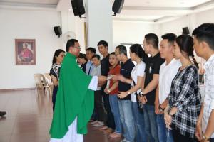 [Hồ Chí Minh] Khai Giảng Giáo Lý Hôn Nhân Tại Giáo Xứ Đức Mẹ Hằng Cứu Giúp Trong Tháng 2, Tháng 3, Tháng 4 Năm 2021