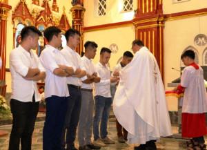 [Đà Nẵng] Lớp Giáo Lý Dự Tòng Năm 2021 Tại Giáo Xứ Tam Tòa Trong Tháng 4