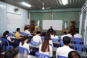 [Đồng Nai] Giáo Xứ Thánh Giuse Khai Giảng Lớp Giáo Lý Hôn Nhân Và Dự Tòng Khóa I Năm 2021 (31/1)