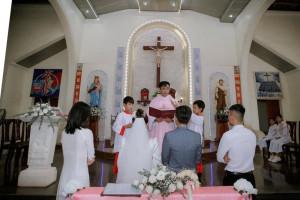 [Bắc Giang] Khai Giảng Giáo Lý Hôn Nhân Và Dự Tòng 2021 Tại Giáo Họ Hòa An
