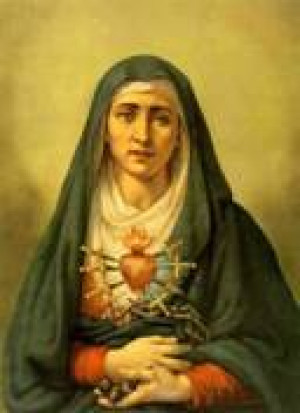 Ngắm 7 Sự Thương Khó Đức Mẹ