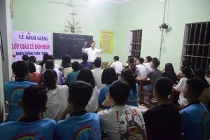 [Thái Bình] Thông Báo Mở Lớp Giáo Lý Dự Tòng Và Giáo Lý Hôn Nhân 2021 Tại Giáo Xứ Bồng Tiên (Tháng 3)