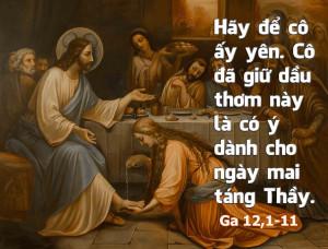 Thứ Hải Tuần Thánh - Giá Trị Của Con Người