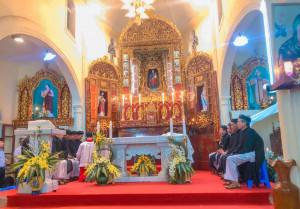 Chương trình tuần thánh Và Đại Lễ Phục Sinh 2021 Tại Nhà Thờ Định Quán