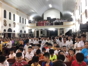 [Hà Nội] Khai Giảng Lớp Giáo Lý Hôn Nhân 2021 Tại Giáo Xứ Phú Hữu Tháng 5