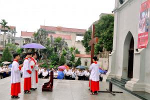 [Hà Nội] Khai Giảng Lớp Giáo Lý Hôn Nhân Khóa 14 năm 2021 Giáo Xứ Bái Xuyên Tháng 5