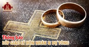 [Nam Định] Khai Giảng Lớp Giáo Lý Hôn Nhân Tháng 5 Năm 2021 Giáo Xứ Phú Ninh