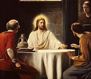 THỨ HAI SAU CHÚA NHẬT VII PHỤC SINH
