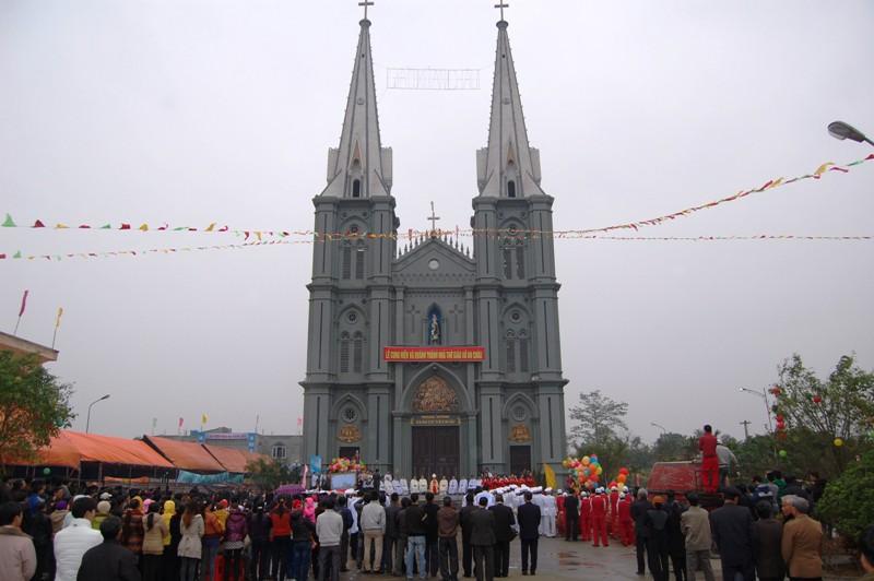 Nhà thờ An Châu