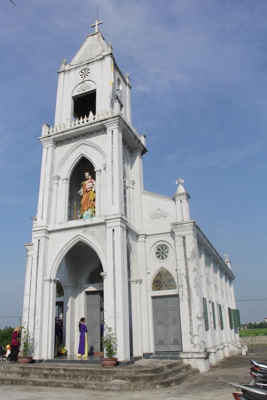 Nhà thờ Đông Trì