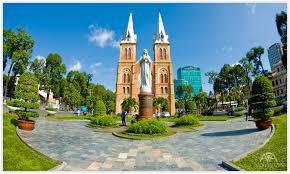 Nhà thờ Chánh Tòa Sài Gòn ( Đức Bà Sài Gòn)