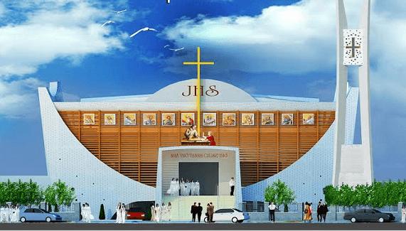 Nhà thờ Bến Cát