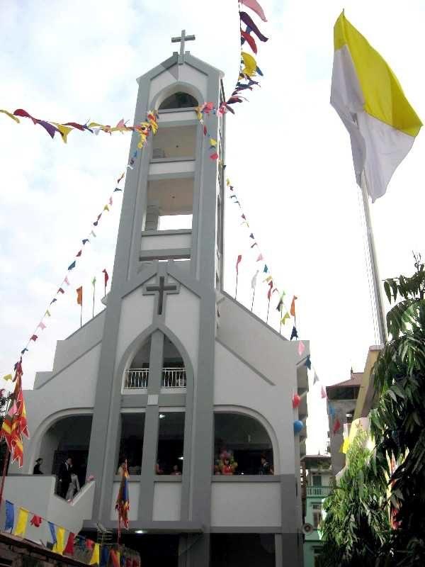 Nhà thờ Cổ Nhuế