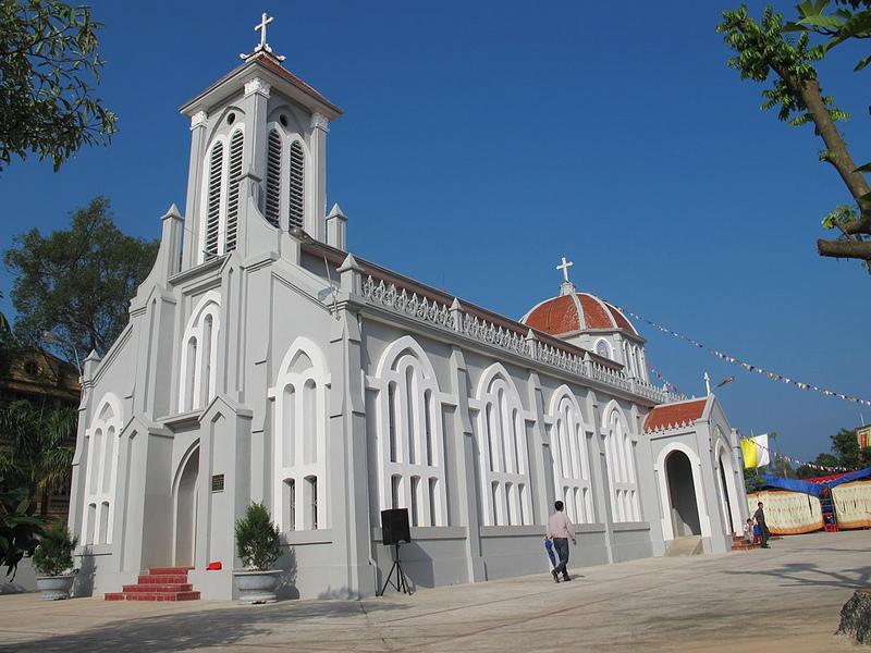 Nhà thờ Lộc Bình