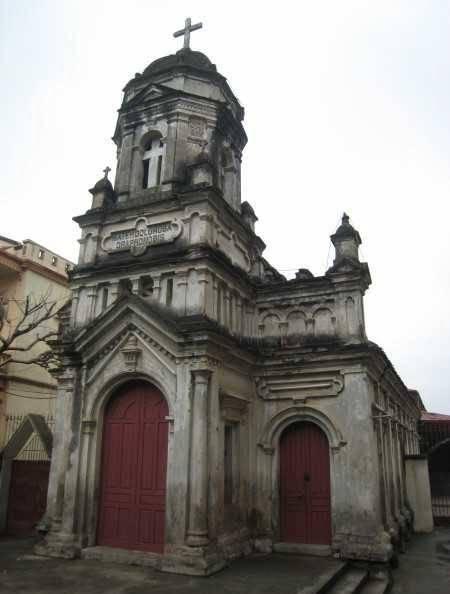 Nhà thờ An Thái (Kẻ Bưởi)