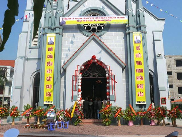 Nhà thờ Đình Quán