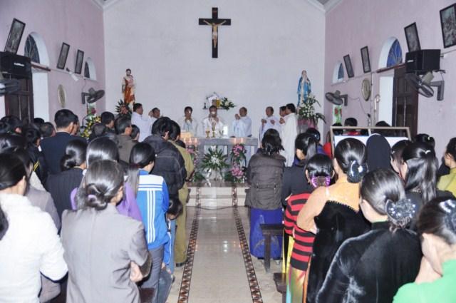 Nhà thờ Phù Lưu